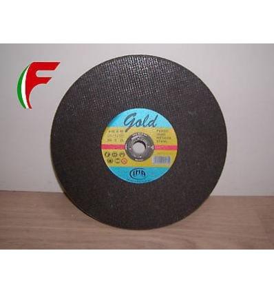2 DISCHI TAGLIO METALLO ACCIAIO FERRO MOLA MM 350 X 3