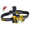 ROBUSTA TORCIA LED FRONTALE STANLEY ART. 70767 60 LUMENS 8 ORE DI LUCE