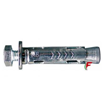 PZ. 10 TASSELLO NOBEX SXP-B FORO MURO MM 12 MADE IN ITALY SIMILE TAM FISCHER