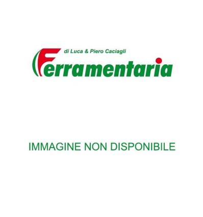 FERMA PERSIANE FERMA IMPOSTA AUTOMATICO TOP GRILLO TIPO LUNGO BIANCO FINO MM 125
