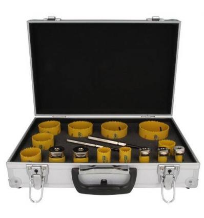 Kit Frese Bimetal Plus 14 pz PROFIT