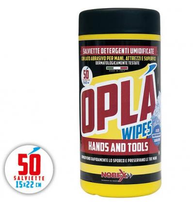 Salviette NW50 mis.15 x 22 detergenti 50 pz