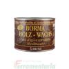 HOLZWACHS CERA ML 500 NOCE SCURO Borma Wachs - 4