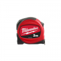 FLESSOMETRO MILWAUKEE SLIM 3 METRI nastro 16 mm