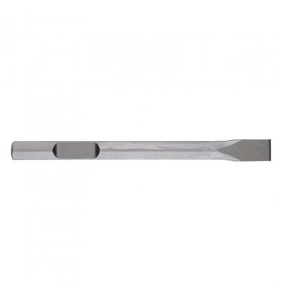 Scalpello piatto mm.400 x 32 attacco K-esagonale mm.28