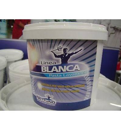 PASTA LAVAMANI BIANCA NETTUNO BLANCA ML 750 MICROSFERE + GLICERINA MADE IN ITALY
