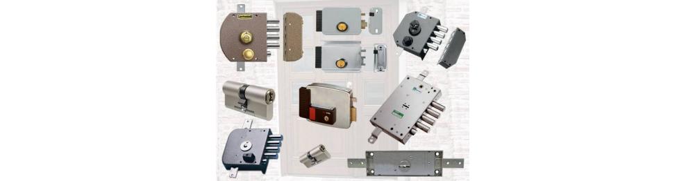 Serrature di sicurezza ed accessori